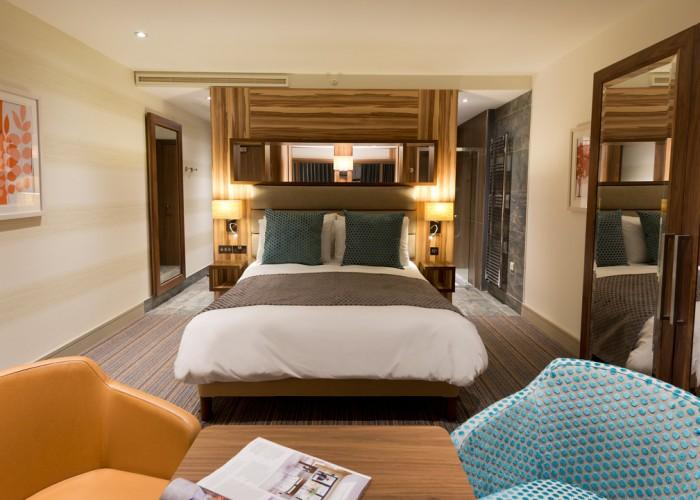 Hotel Woburn Center Parcs Room