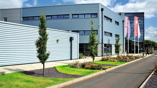 Client: Endress & Hauser, Project: UK HQ Production Facility, Value: £5 million