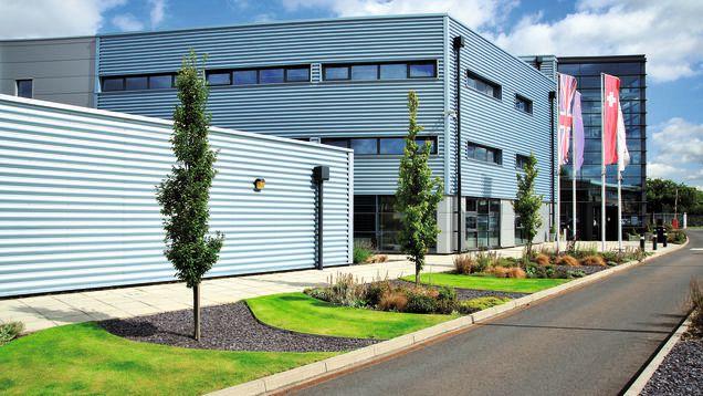 Client: Endress & Hauser, Project: UK HQ Production Facility, Value: £5 million