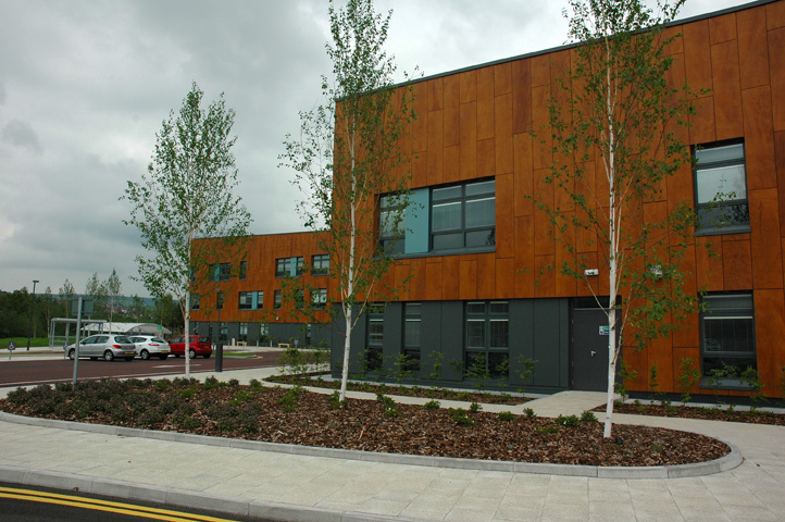 Client: Cwm Taf Health Board, Project: Merthyr Health Park, Value: £25m