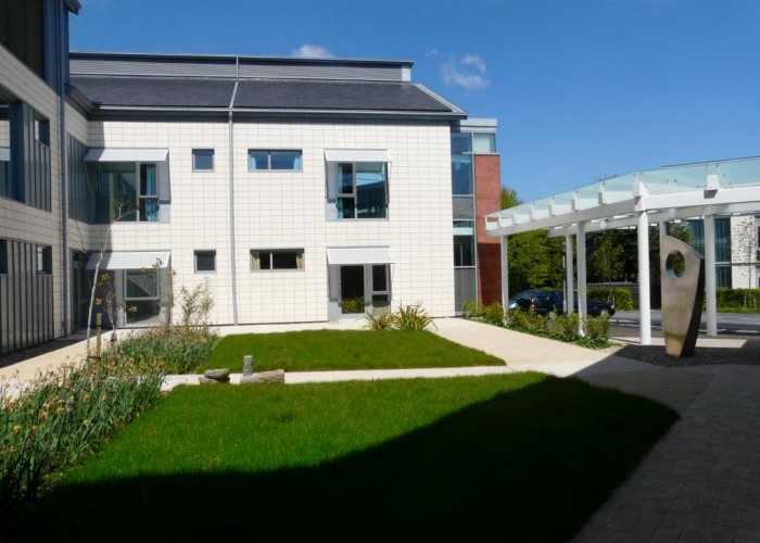Client: States of Guernsey Board of Health, Project: Princess Elizabeth Hospital Redevelopment, Value: £57m
