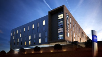 Award Win For Our Radisson Blu Hotel Project