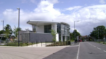 Sustainable Building Center, Leamington Spa