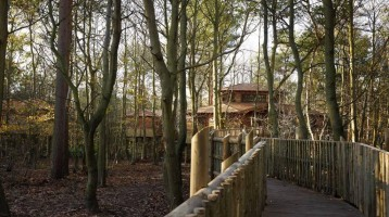Center Parcs, Treehouses