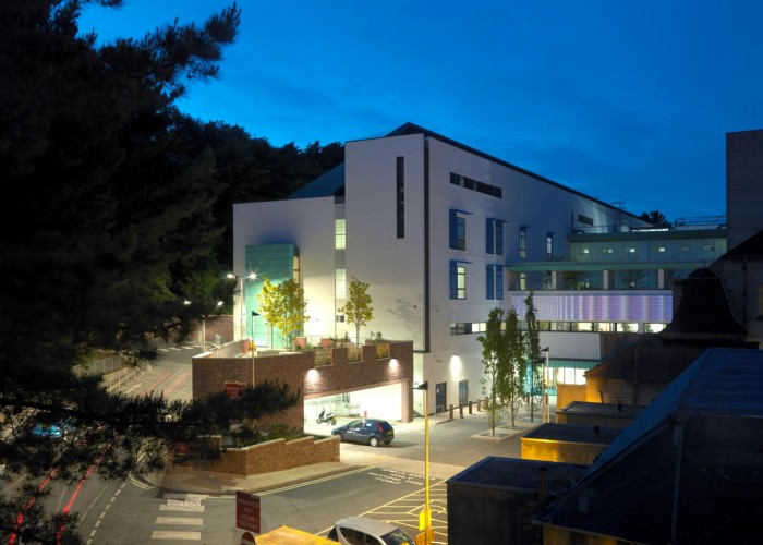 Client: Laing O'Rourke, Project: Bristol Heart Institute Cardiac Centre, Value: £40m