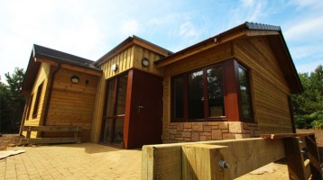 Project Update on Center Parcs' new Village, Woburn Forest