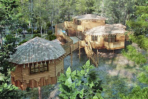 center-parcs-tree-house-sherwood