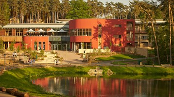 Center Parcs, New Village at Woburn Forest