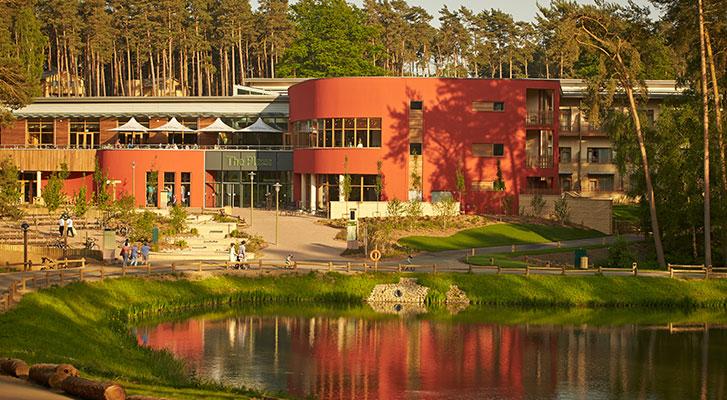 Client: Center Parcs, Project: Woburn Forest, Value: £250m