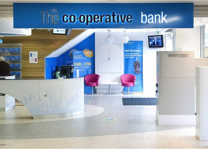 Client: The Co-operative Bank, Project: Pilot Branches