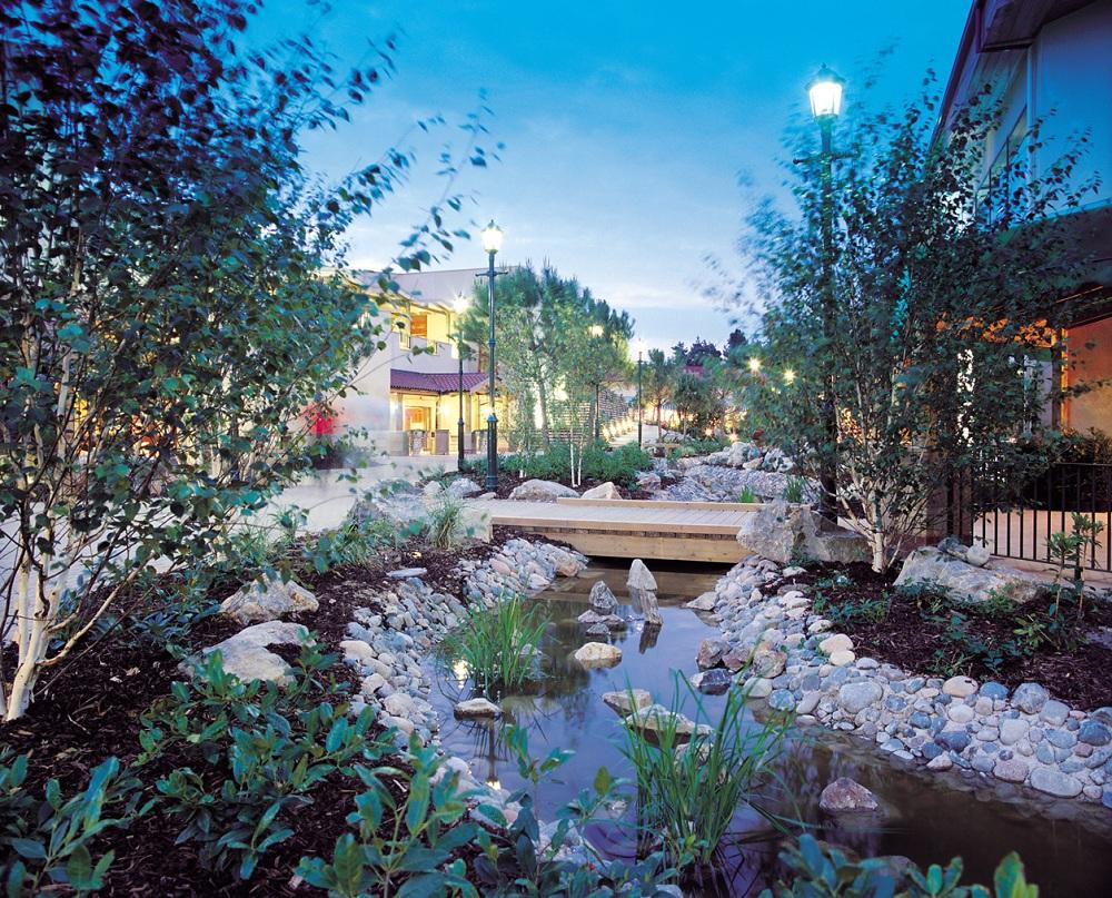 Client Center Parcs, Project: Elveden Forest Rebuild, Value: £45 million