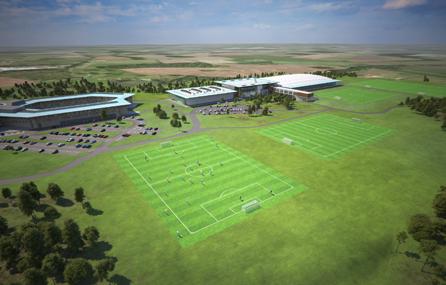 Client: Bowmer and Kirkland Project Value: £100 million