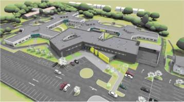 Manor Hospital Redevelopment, Aylesbury