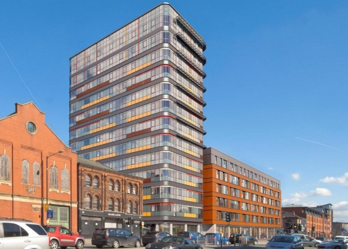Client:  Project: Nuovo Apartments, Value: £17m