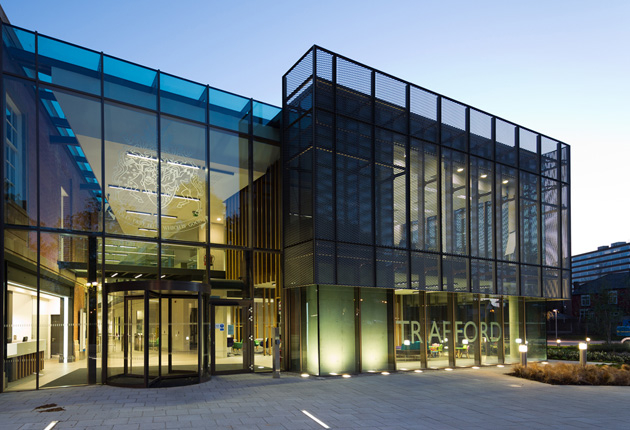 Client: Trafford Borough Council, Project: Trafford Town Hall, Value: £22 million