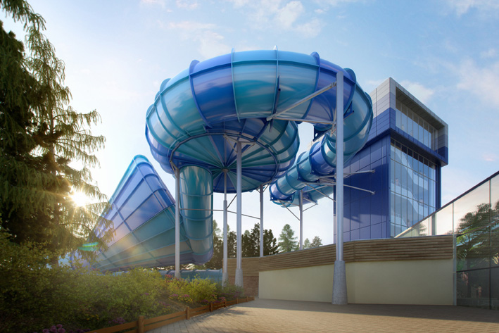 Client: Center Parcs, Project Value: £4.2 million