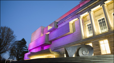 Client: MAGNI, Project: Ulster Museum, Value: £15m