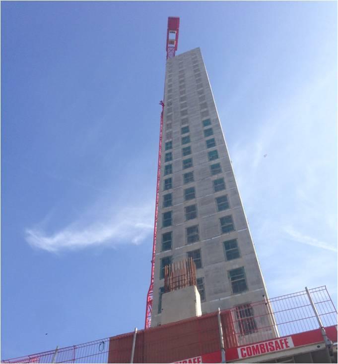 Client: Renaker Build, Project: Cambridge Street, Value: £37 million