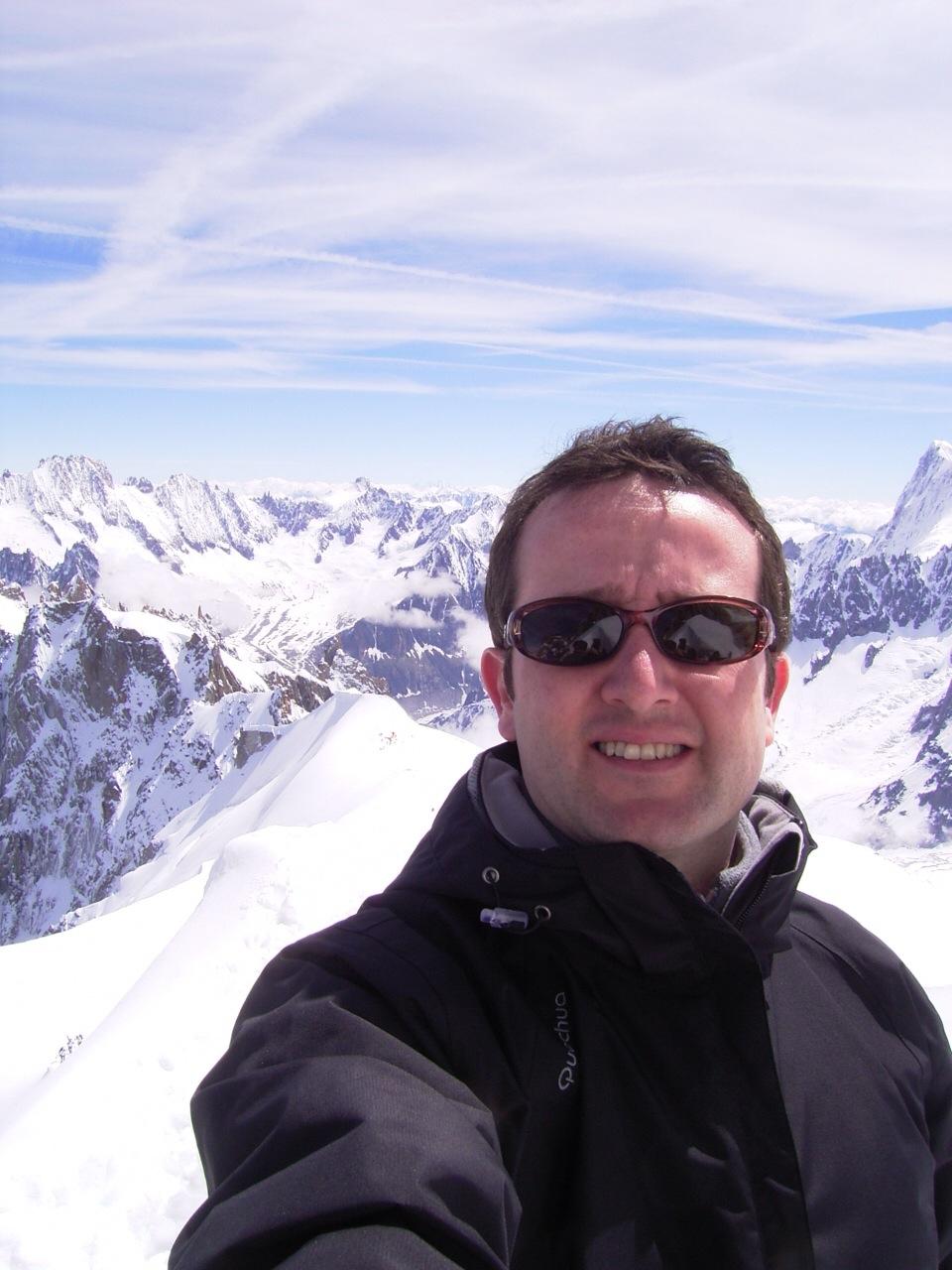 daman mountain pic