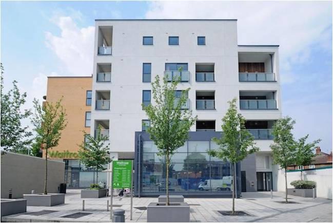 Client: St James Group Ltd, Project Raynes Park, London, Value: £14 million