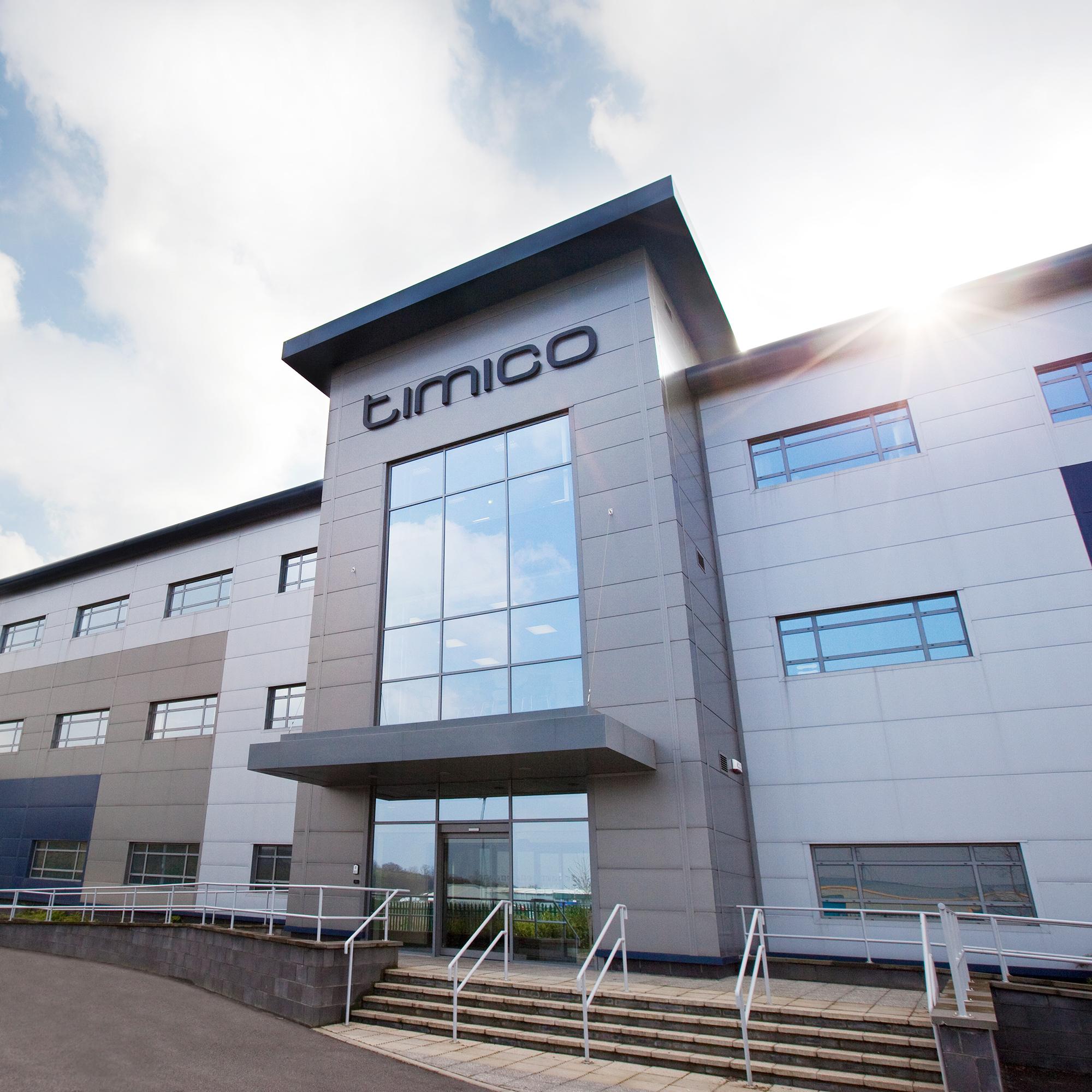 Client: Timico, Newark,  Value: £6 million