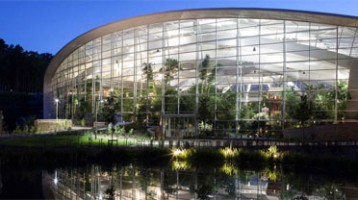 Celebrating another win for our Center Parcs Woburn Forest Project