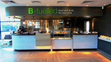 Bannatyne Health Club Cafe Bar Transformation Pilot