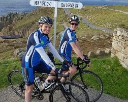 Lands End to John O'Groats Cycling Challenge – 950 miles in 6 just days!