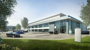 M&E role begins on Imperial Park, Coventry Airport