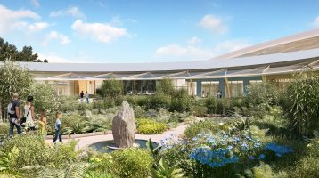 Center Parcs Longford, Construction works commence May 2017