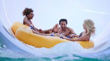 Center Parcs Longleat Forest New Water Rides Unveiled