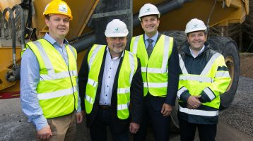Works officially begin on Center Parcs Longford Forest